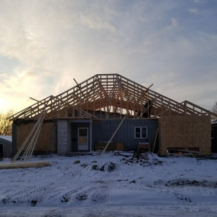 home builders johnston ia