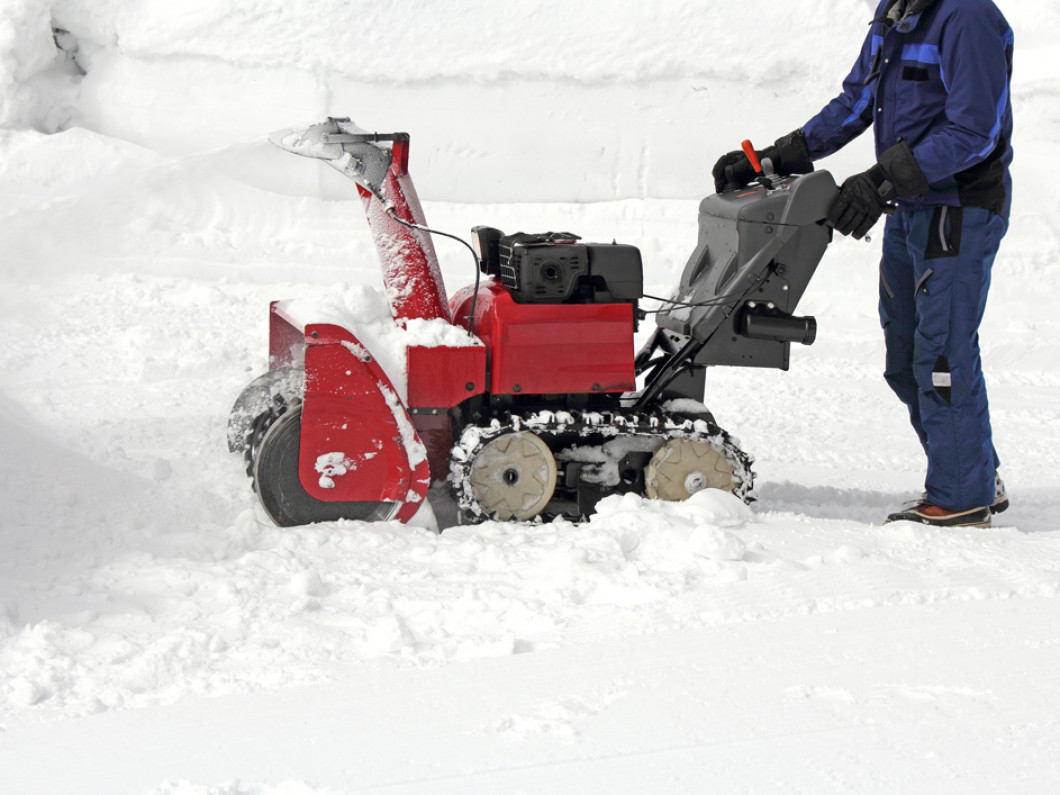 Mohr Homes is a Johnston, IA premier snow removal company.